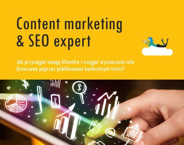 szkolenie z content marketingu i SEO