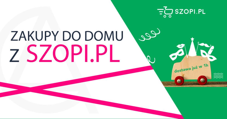 szopi.pl zakupy do domu