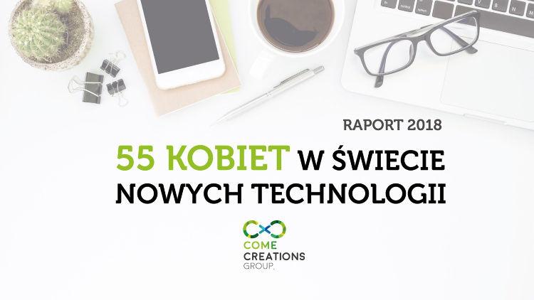 55 kobiet w świecie nowych technologii