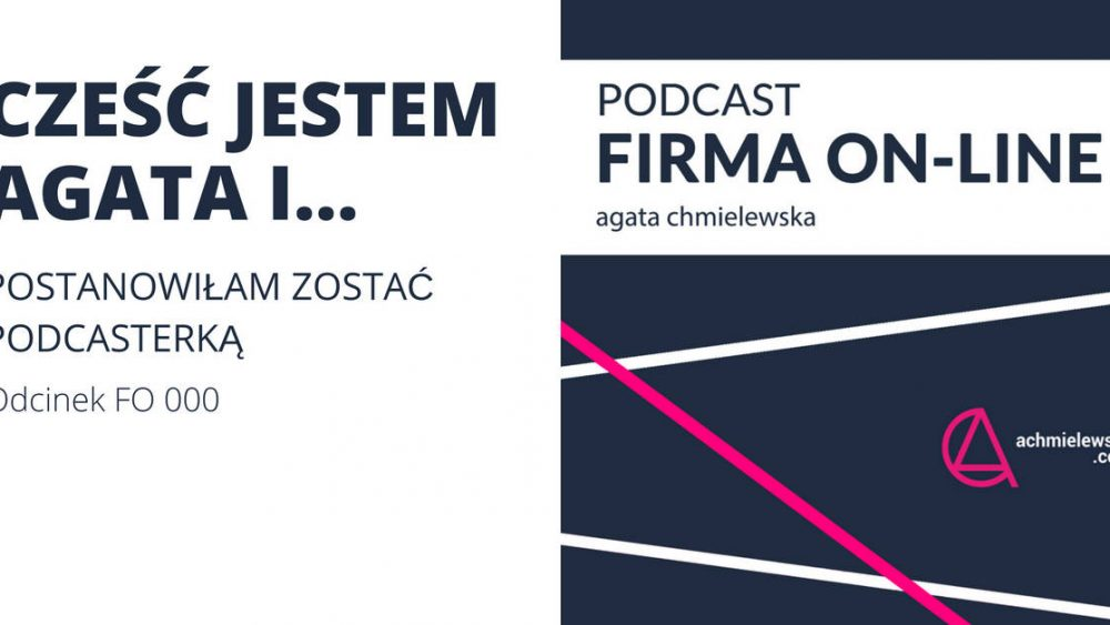 Agata chmielewska podcast