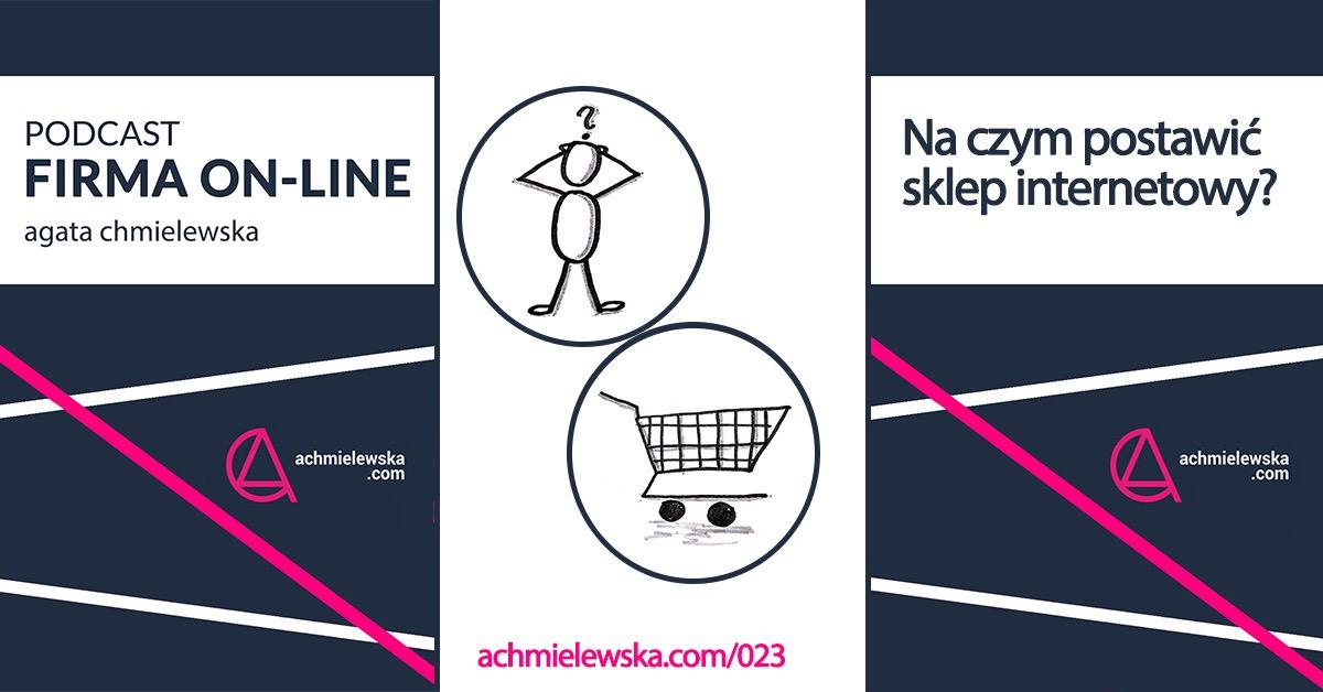 Wybór platformy e-commerce