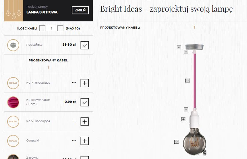 personalizacja w sklepie internetowym