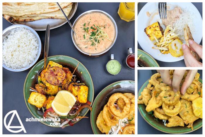 mandala restauracja indyjska