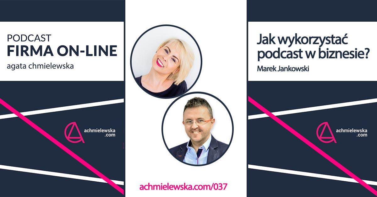podcast w biznesie