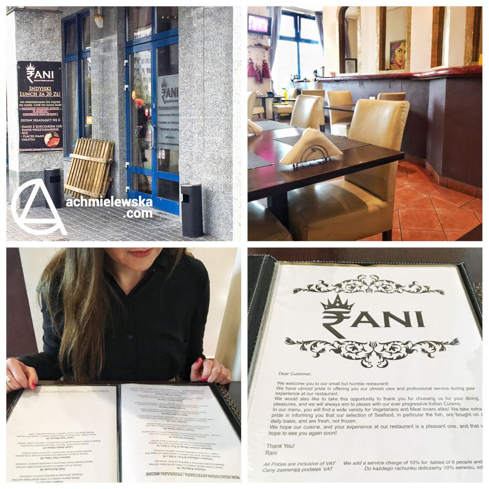 restauracja indyjska w Warszawie