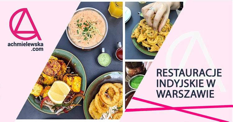 restauracje indyjskie w Warszawie