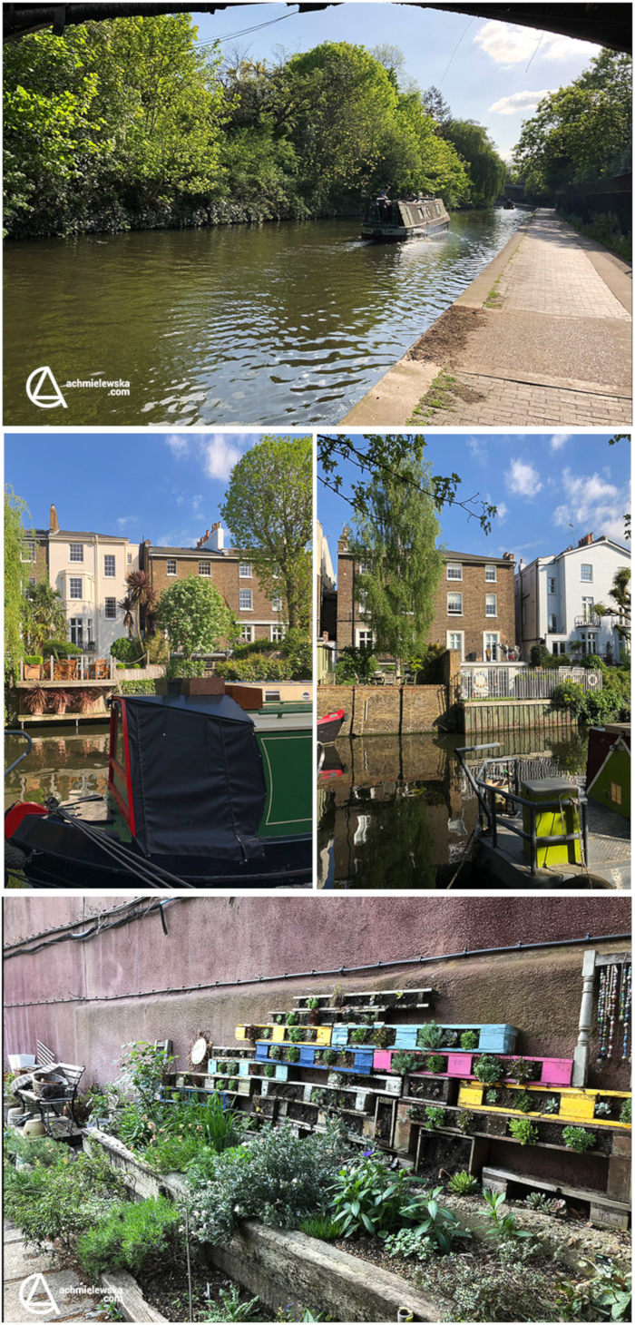 little venice i paddington basin londyn