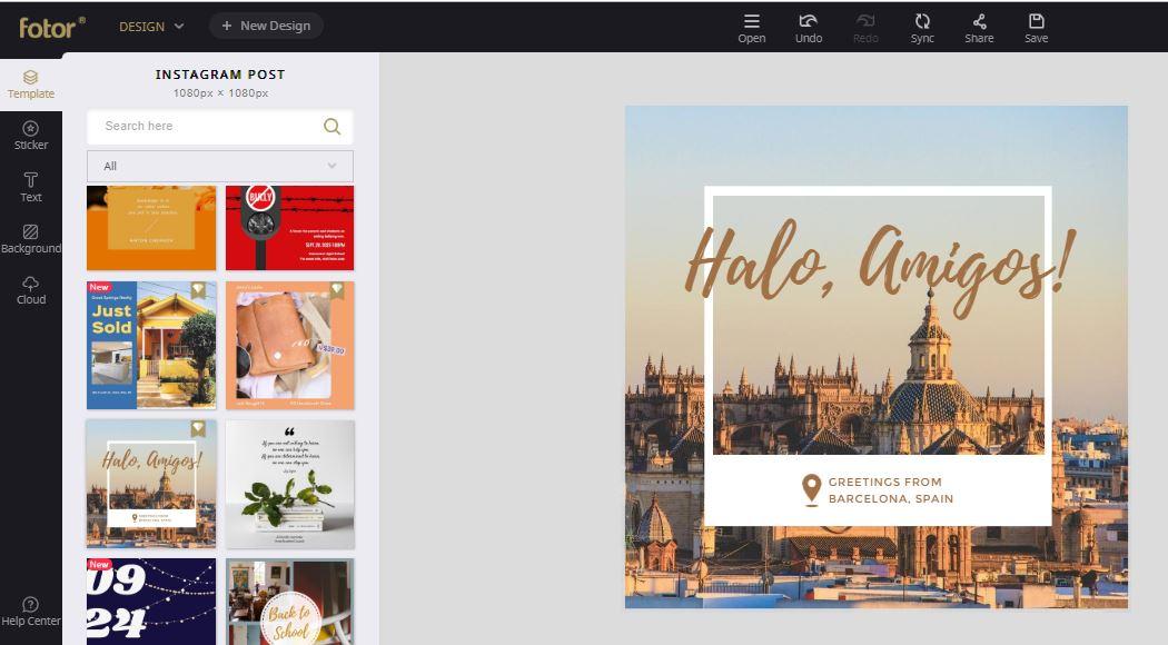 narzędzia online do tworzenia grafik fotor