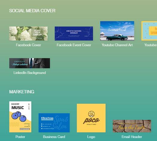 narzędzia online do tworzenia grafik