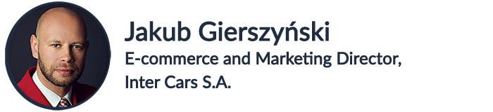Jakub Gierszynski Trendy w ecommerce