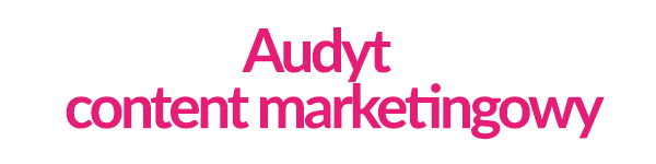 audyt contetn marketing