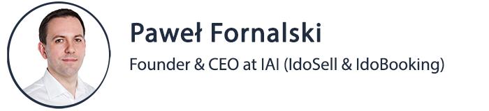 platforma do ecommerce Paweł Fornalski