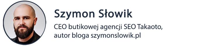trendy w e-commerce Szymon Słowik