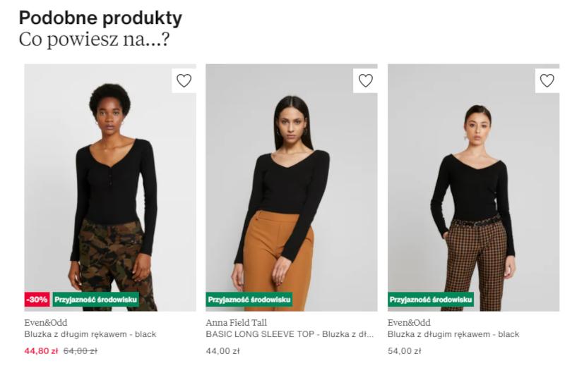 podobne produkty w sklepie internetowym